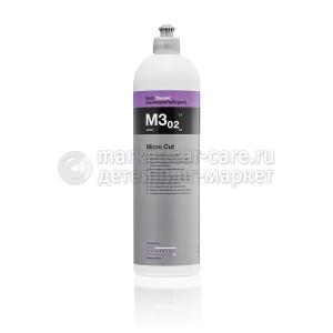Микро-абразивная политура Koch Chemie Micro Cut M3.02.1л