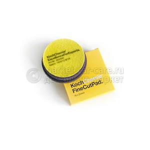 Полировальный круг Koch Chemie Fine Cut Pad - 76 x 23 mm