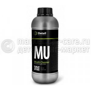 Универсальный очиститель Detail MU (Multi Cleaner).1000мл