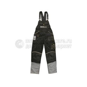 Проф. одежда для мойщиков авто КОМБИНЕЗОН черный размер XL