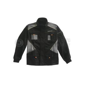 Проф. одежда для мойщиков авто КУРТКА черная размер S