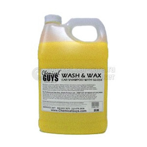 Автошампунь Chemical Guys WASH & WAX (16 OZ.)