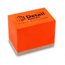 Аппликатор Detail для ручной чистки стекла и хрома, 4*6см.