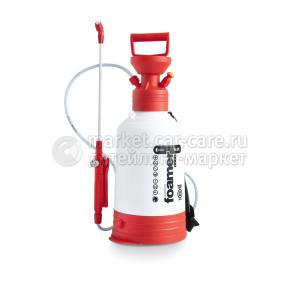 Накачной помповый пеногенератор Kwazar Foamer Orion Super HD Acid line 6 л. (красный)