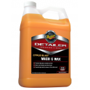 Шампунь с воском Meguiar's Citrus Blast Wash & Wax 3,78 л.