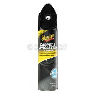 Очиститель для ковриков и обивки салона Meguiar's Carpet & Upholstery Cleaner 562 мл, (пенный аэрозоль)