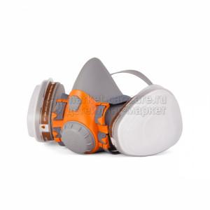 Полумаска JetaPro Safety 6500, размер L