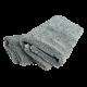 Микрофибровая салфетка Hanko серая, 40x40см, 2шт