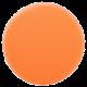 Полировальный диск Hanko средней жесткости оранжевый (гладкий), 150х25мм