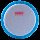 Полировальный диск Hanko мягкий голубой (гладкий), 150х25мм