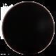 Полировальный диск Hanko финишный черный (гладкий), 150х25мм