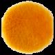 Полировальный диск Hanko из натуральной овчины ЖЕЛТЫЙ, 150 мм