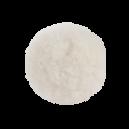 Полировальный диск Hanko из натуральной овчины БЕЛЫЙ, 80 мм