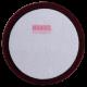Полировальный диск Hanko средней жесткости бордовый (гладкий) 150x25мм