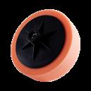 Полировальный диск Hanko жесткий оранжевый  (гладкий), 150х50мм