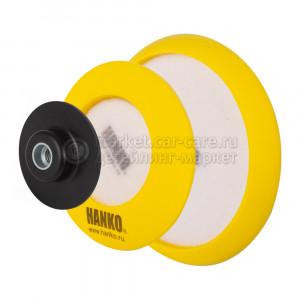 Диск-подошва Hanko с липучкой для полировальных дисков 3 в 1