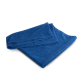 Микрофибровое полотенце AuTech PROFI-MICROFASERTUCH для сушки авто 55*80 см, СИНЕЕ, 400гр/м2