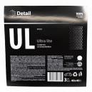 Микрофибра белая Detail  UL (Ultra Lite), 40x40см, 3шт.