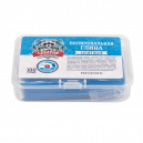 Неабразивная полировальная глина голубая LERATON CL1, 100гр