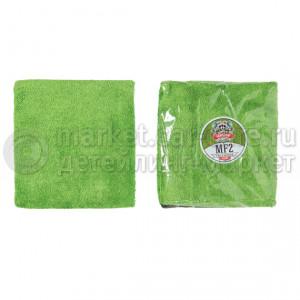 Двухсторонняя микрофибра для сушки LERATON GREEN WONDER MF2 60x60