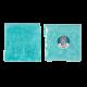 Плюшевая полировальная микрофибра LERATON AQUA PLUSH MF5 40x40