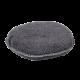 Круглый микрофибровый аппликатор LERATON ROUND WAX MF10