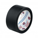 Маскирующая лента (малярный скотч) Eurocel 80°С-30 мин черная, 38 мм