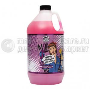Нейтральный шампунь + очиститель с индикатором 2в1 LERATON M2 Shampoo, 3,8л