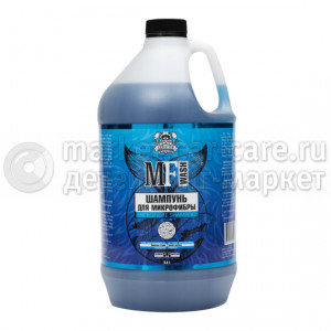 Шампунь для микрофибр LERATON MF WASH, 3.8л