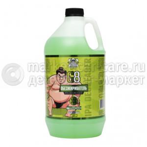 Обезжириватель на спиртовой основе LERATON G8, 3.8л