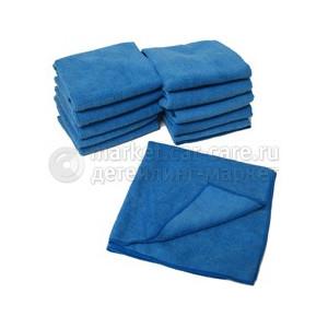 Салфетка микрофибровая Chemical Guys ULTRA FINE 100% MICROFIBER TOWELS BLUE 16''x16''