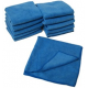 Салфетка микрофибровая Chemical Guys ULTRA FINE 100% MICROFIBER TOWELS BLUE 16''x16''