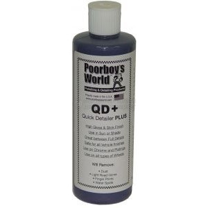 Очиститель Poorboy's World QD+ - Quick Detailer Plus (16oz/473ml)