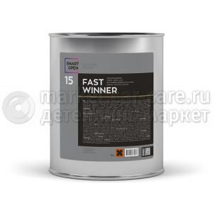 """Smart Open """"15"""" FAST WINNER Быстродействующий очиститель резины, пластика, винила, 1кг"""