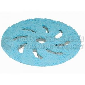 Микрофибровый грубый полировальный диск Rupes голубой 150/170 мм
