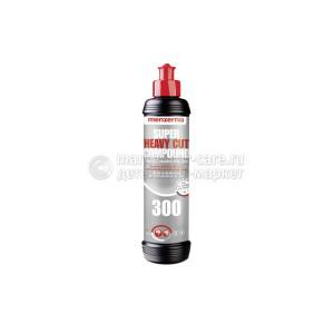 Высокоабразивная полировальная паста Menzerna Super Heavy Cut Compound 300, 250 мл