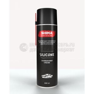 Силиконовая смазка SHIMA DETAILER SILICONE, 650 мл
