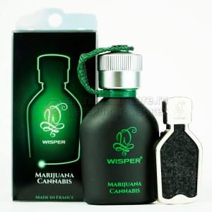 Парфюмерная вода Wisper: Marijuana Cannabis (Мариджуана Каннабис), 30 мл