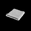 Салфетка Rice Structure из микрофибры 40*40 см, серая, без оверлока, 290гр/м2, 2 шт.