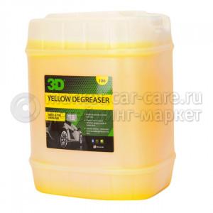 Обезжириватель 3D YELLOW DEGREASER, 18.93л