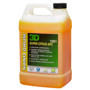Универсальный очиститель 3D SUPER CITRUS APC супер концентрат, 3,78л
