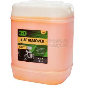 Средство для удаления следов насекомых 3D BUG REMOVER, 18,93л