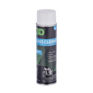 Аэрозоль для очистки стекла 3D GLASS CLEANER (AEROSOL), 539г.