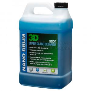 Очиститель для стекол (супер концентрат) 3D SUPER GLASS CLEANER, 3,78л