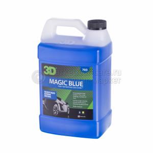 Dressing на основе растворителя 3D MAGIC BLUE DRESSING, 3,78л