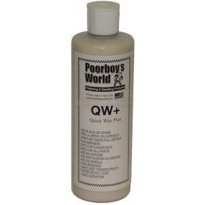 Очиститель Poorboy's World QW+ - Quick Wax plus (16oz /473ml)