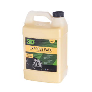 Экспресс воск для самостоятельного нанесения 3D EXPRESS WAX, 3,78л