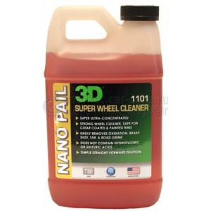 Чистящее средство для колес (супер концентрат) 3D SUPER WHEEL CLEANER, 1.89 л