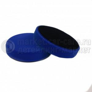 Средний синий роторный полировальник LERATON 150мм.