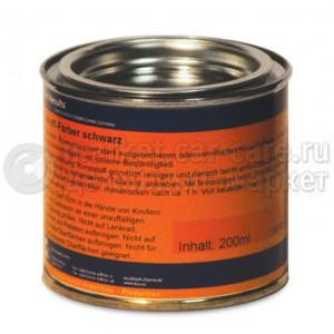 Крем краска Koch Chemie KUNSTOFF-FARBER schwarz 200мл.